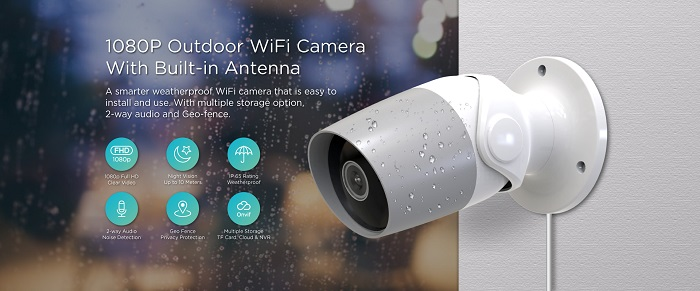 OX-WS7 WiFi Smart Home& Outdoor Camera -OUXIANG