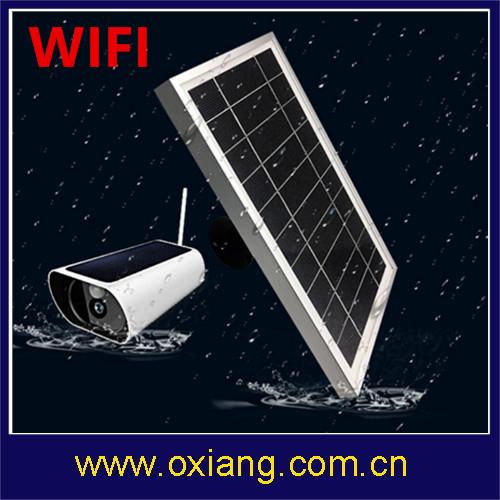 OX-MS2 Solar WIFI 1080P Battery Camera-OUXIANG INTERNATIONAL